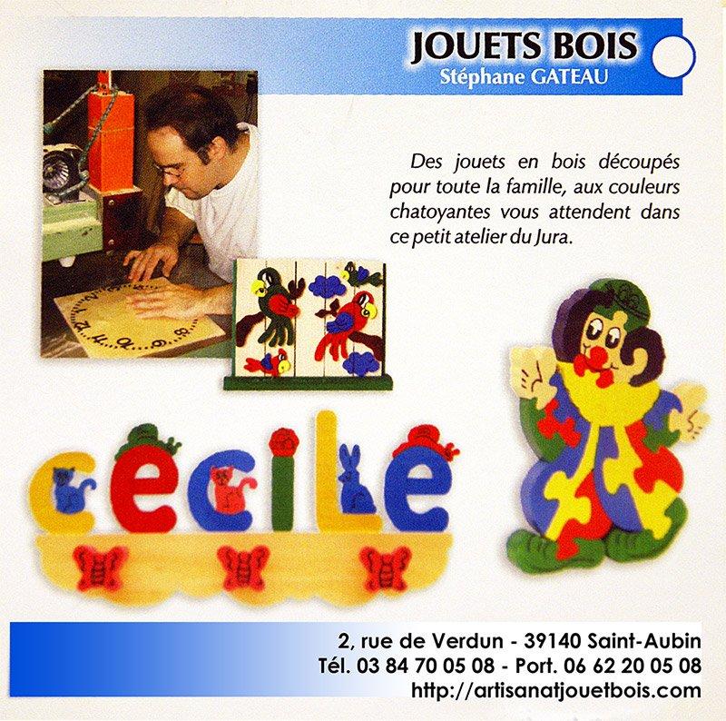 Stephane gateau jouets